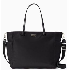 NWT Kate Spade Dawn Nylon Diaper Bag $349